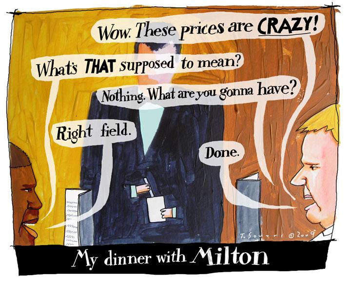 DinnerWithMilton