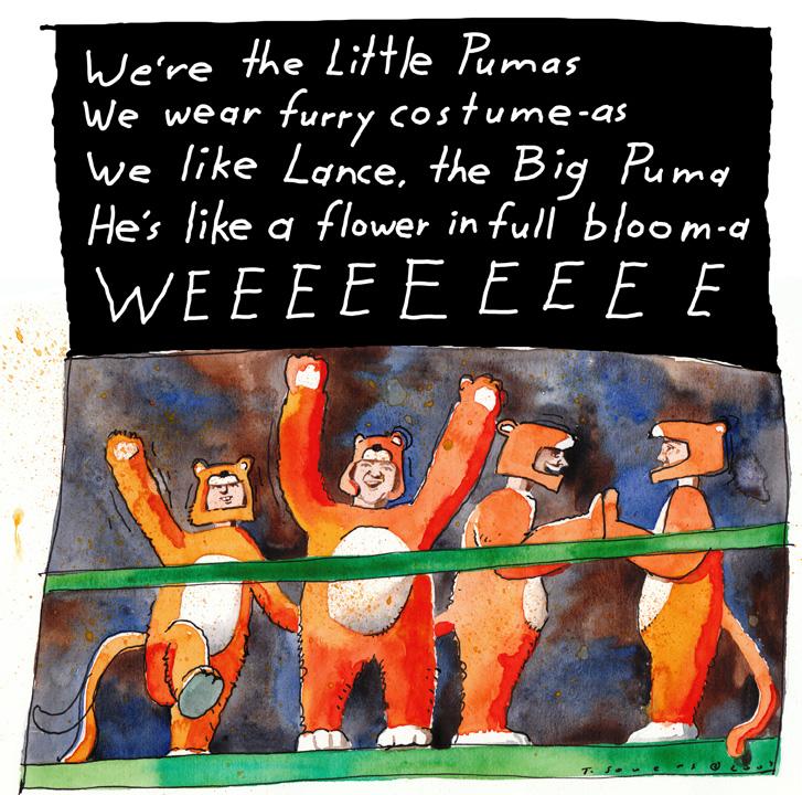 Little Pumas