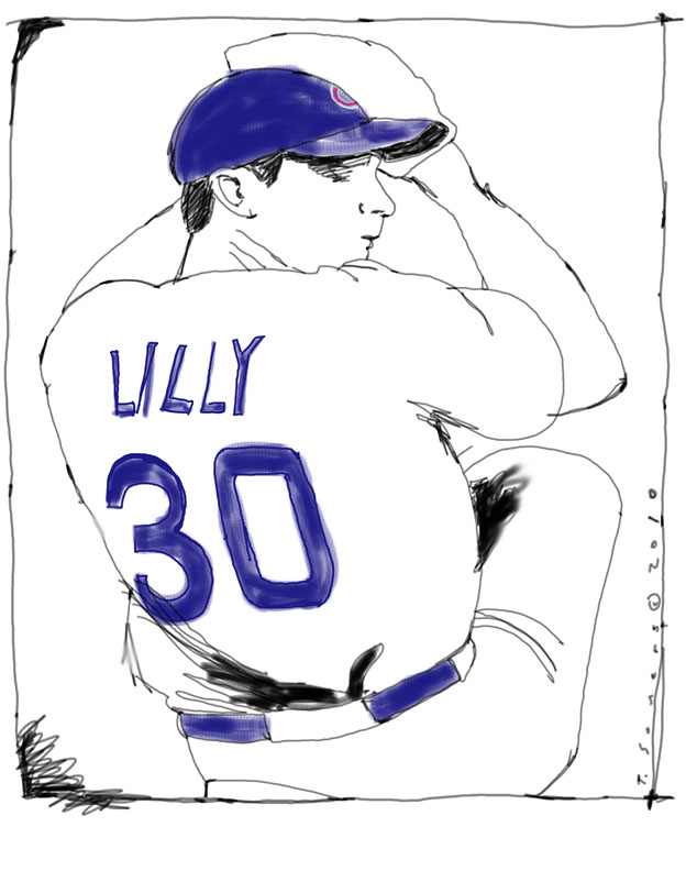 Ted lilly