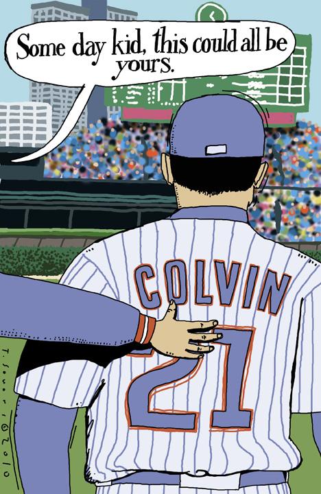 Tyler Colvin
