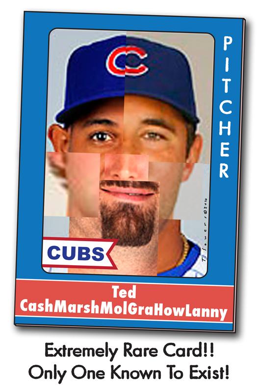 Rare Baseball Card