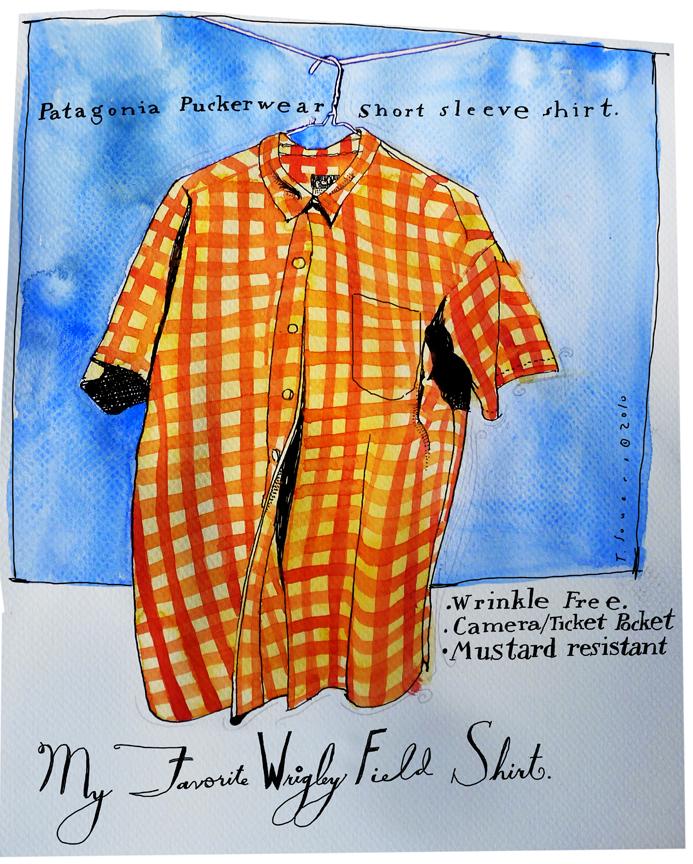 Patagonia Puckerwear Shirt