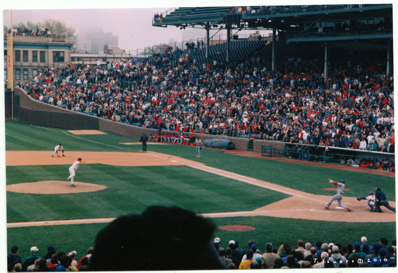 Rod Beck Wrigley 1998