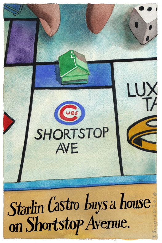 Castro Monopoly