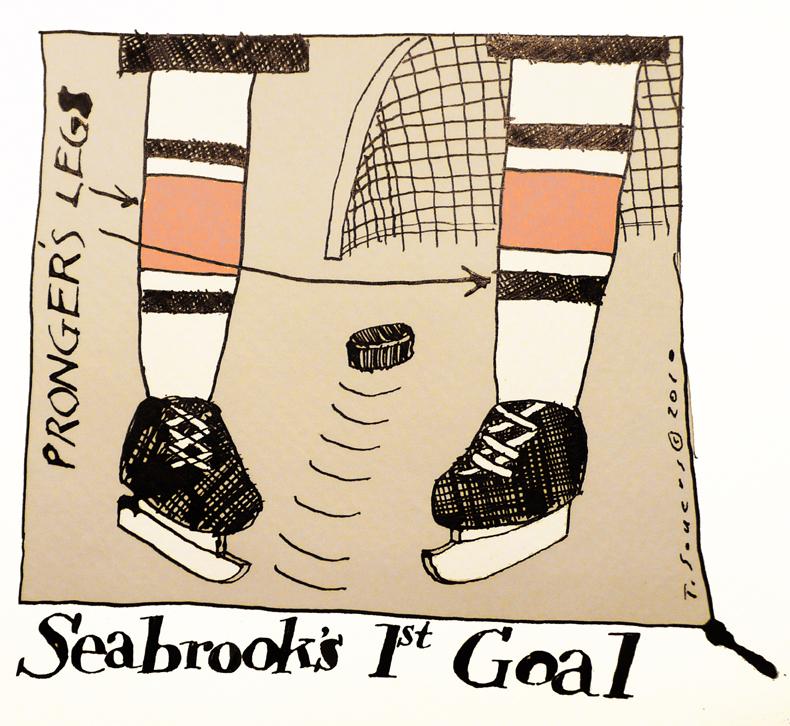 Seabrook Goal