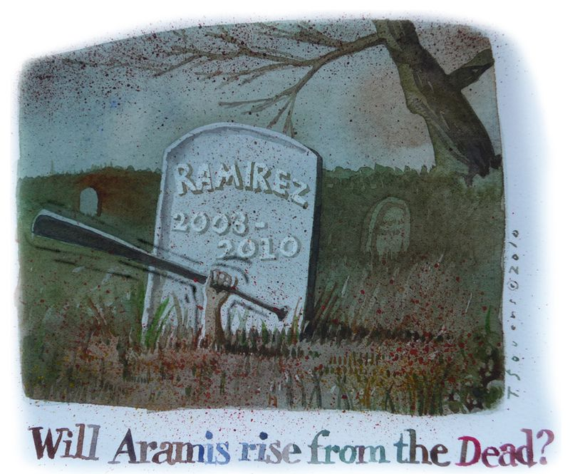 Aramis Back From Dead