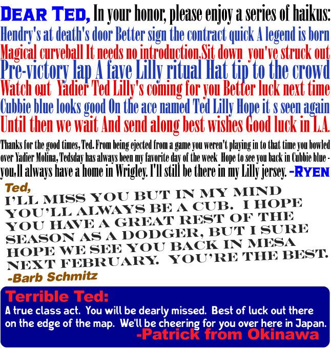 TED CARD.E