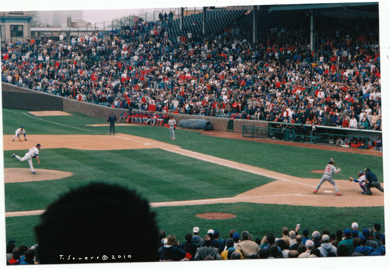 Mark McGwire Wrigley Field 1998