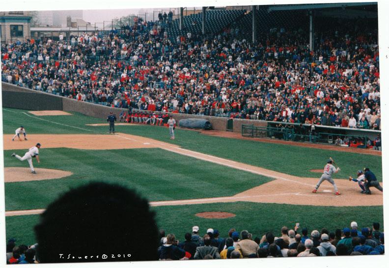 Mark McGwire Wrigley Field 1998