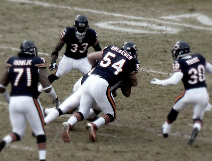 Urlacher Tackle