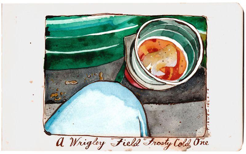 Wrigley Field Beer