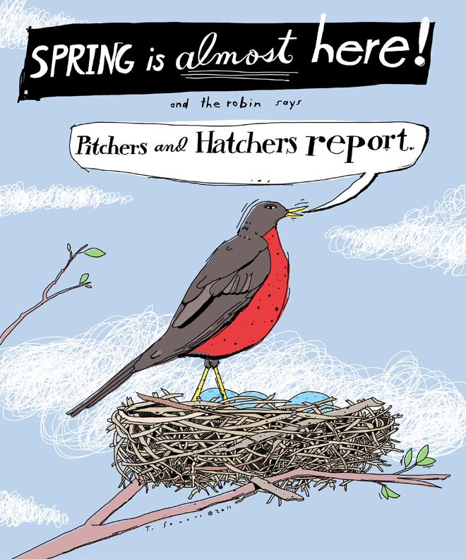 Pitchers & Catchers Report Soon