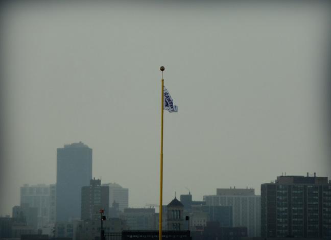 Lone.Santo.Flag