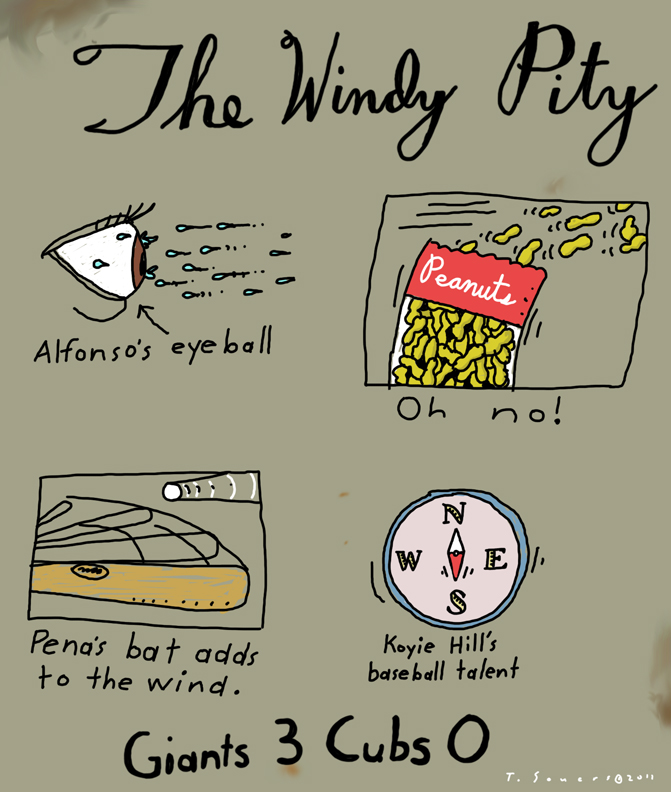 The Windy Pity
