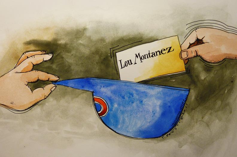 Lou Montanez