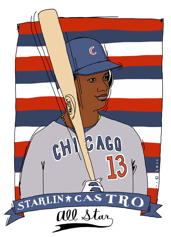 Starlin Castro All Star