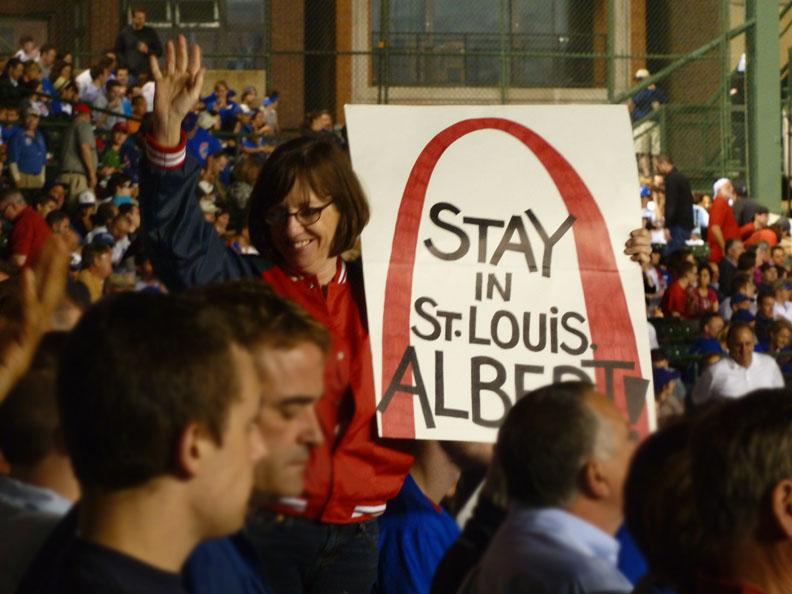Stay in St. Louis Albert