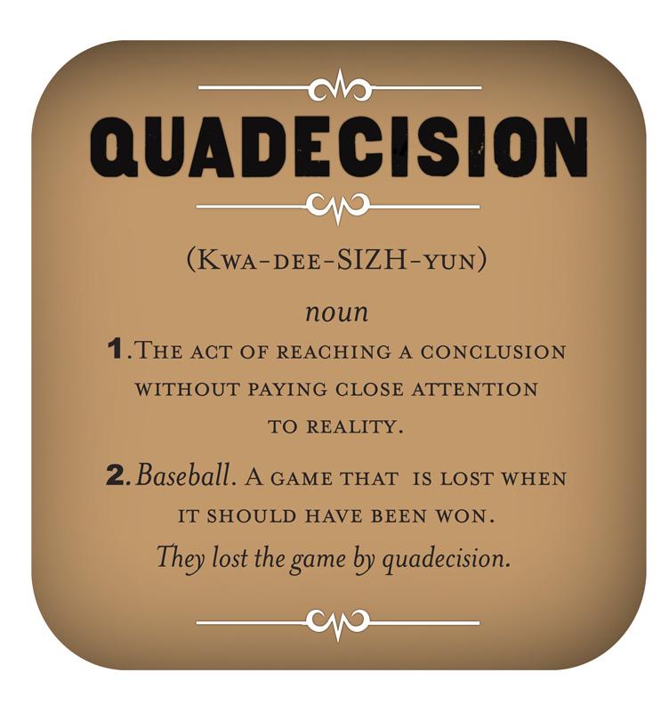 Quadecision