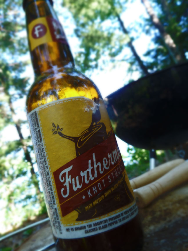 Furthermore-Beer,-Knot-Stock,-Photo,-fishing,-wisconsin