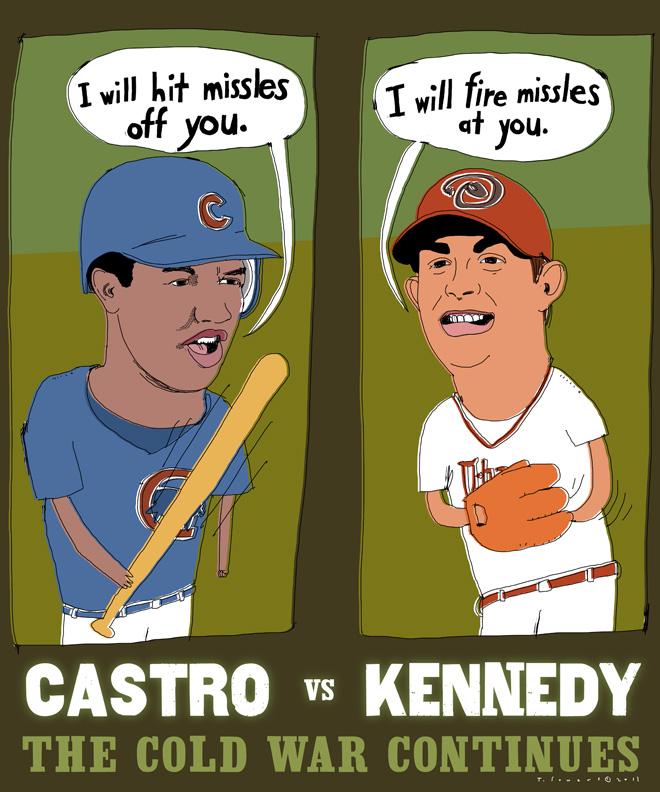 Castro vs Kennedy