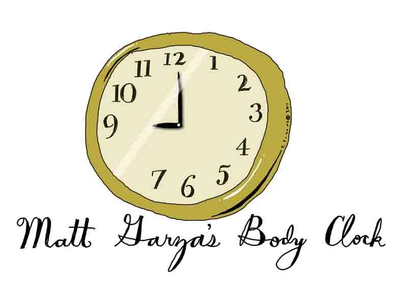Garza's Body Clock