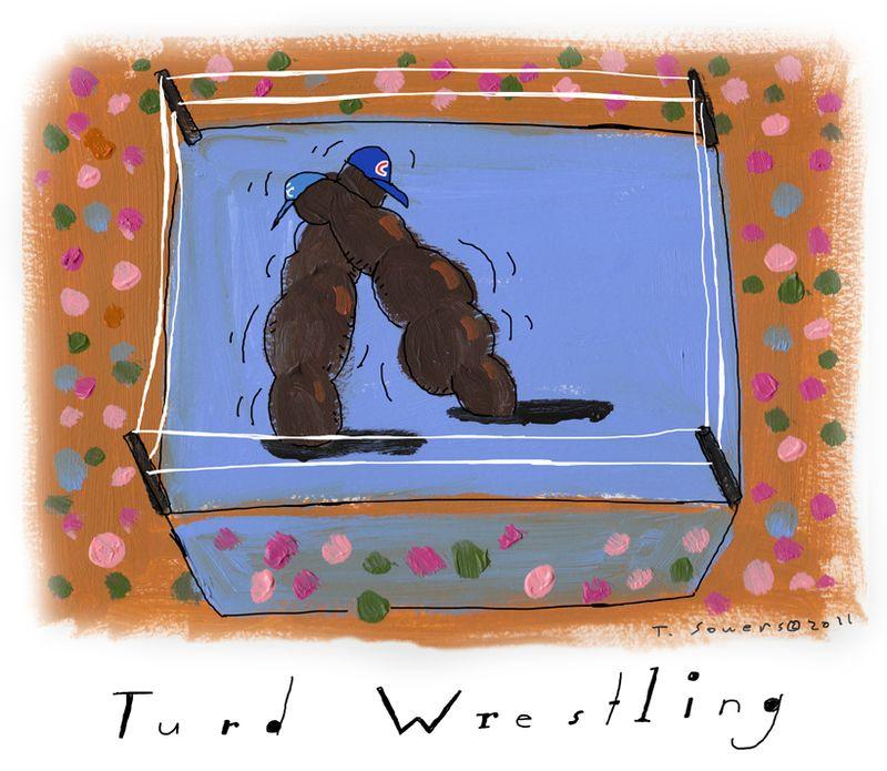 Turd Wrestling