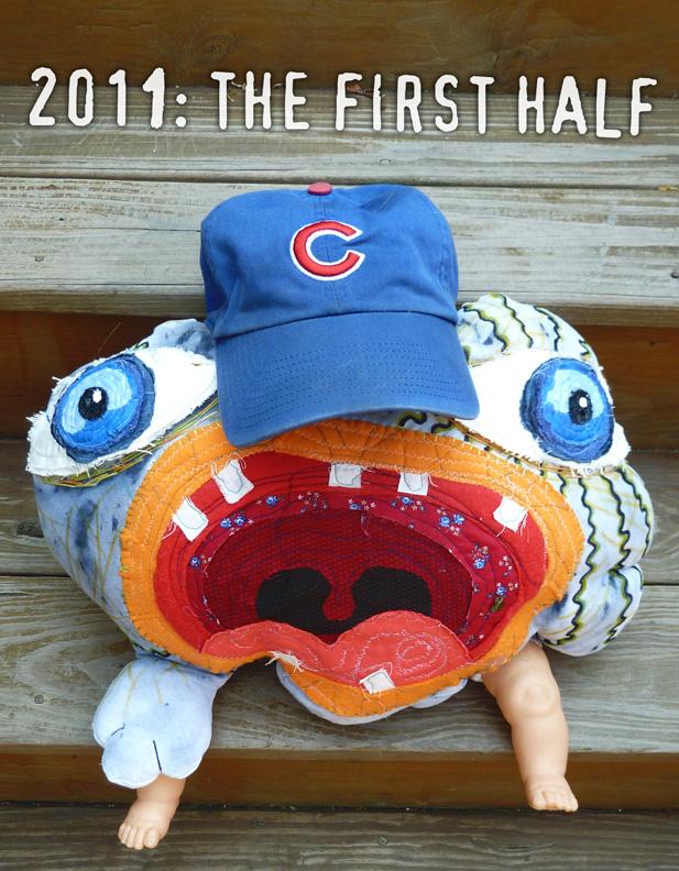 Cubs First Half