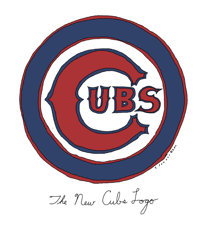 New cubs logo