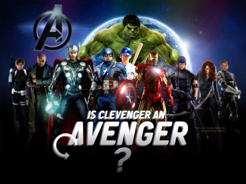 Steve Clevenger, the avengers,cartoon