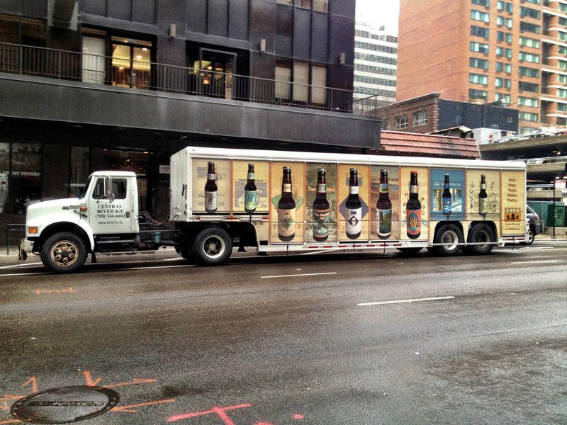 Bells Beer Truck