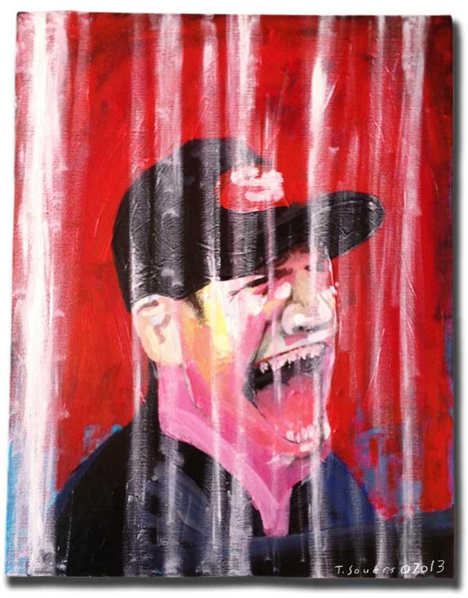 Jim Harbaugh,portrait