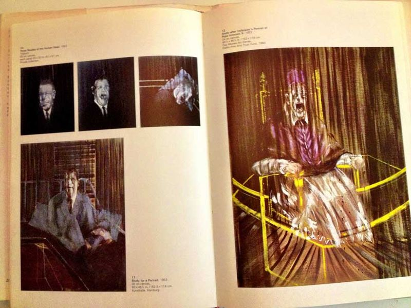 Francis Bacon Book