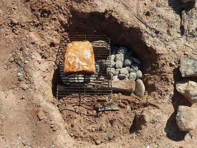 Smoked pork, camping.2