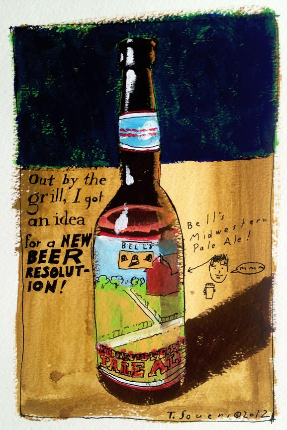 Bells Midwestern Pale Ale