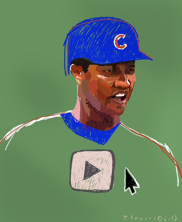 Starlin Castro, play, chicago cubs