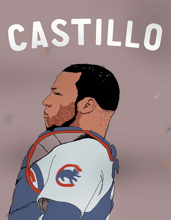 Wellington Castillo, chicago cubs