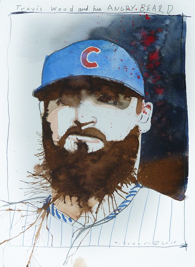 Travis Wood, chicago cubs,