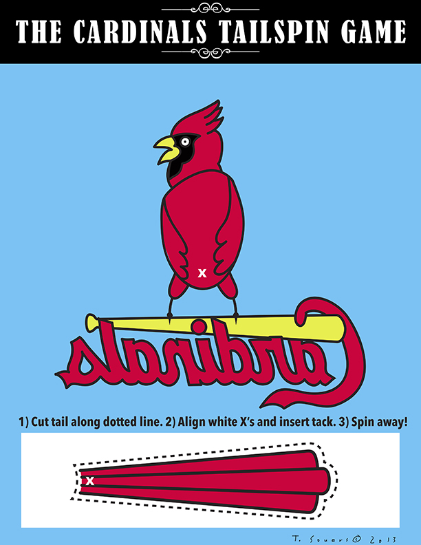 St. Louis Cardinals Tail Spin