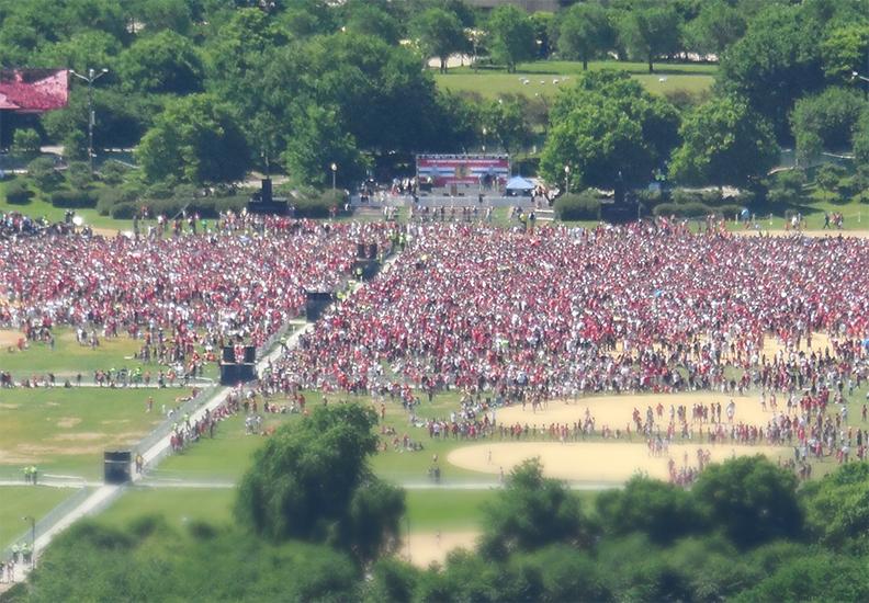 1020 crowd