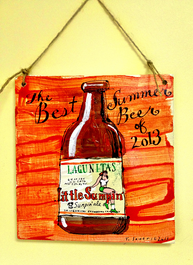 Little Sumpin Ale, Lagunitas