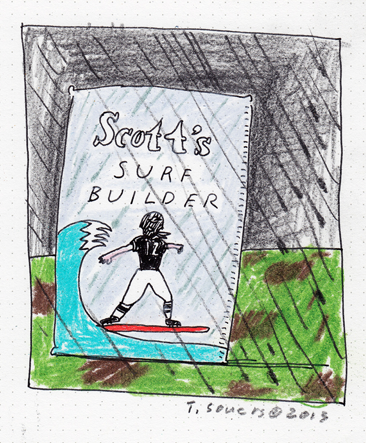Scotts Surfbuilder