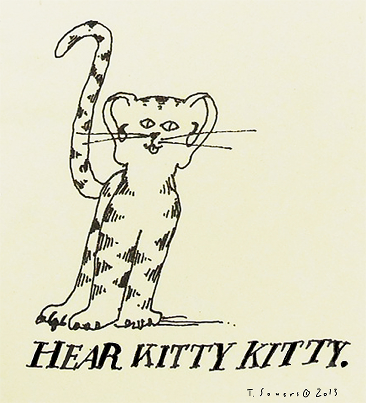 Hear Kitty Kitty