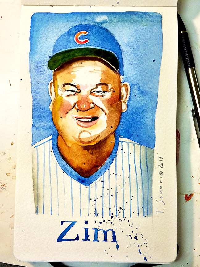 Don Zimmer, chicago cubs