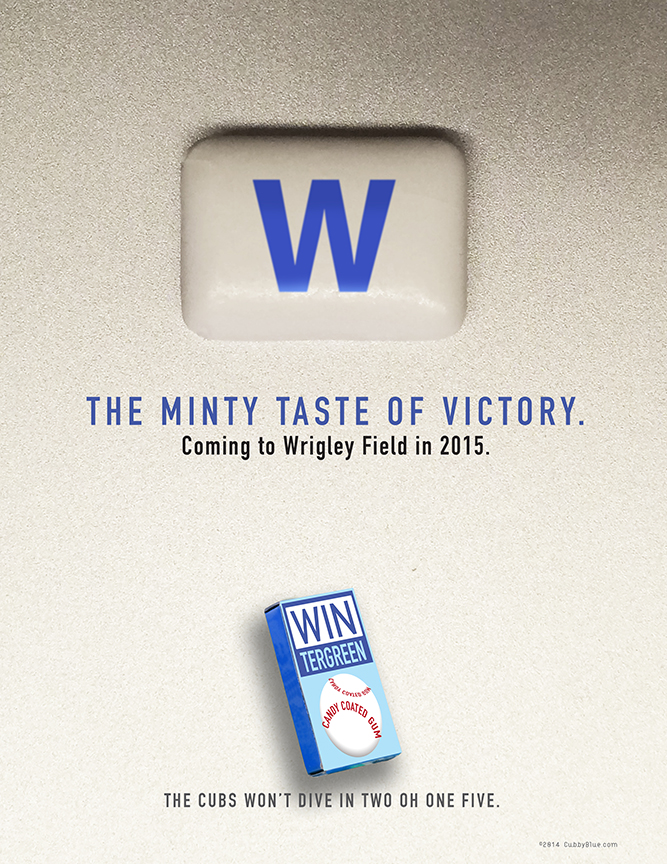 MINTY Taste of victory ad