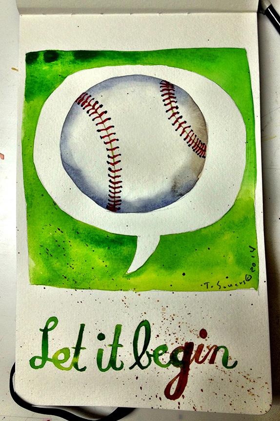 Baseball Talk Logo