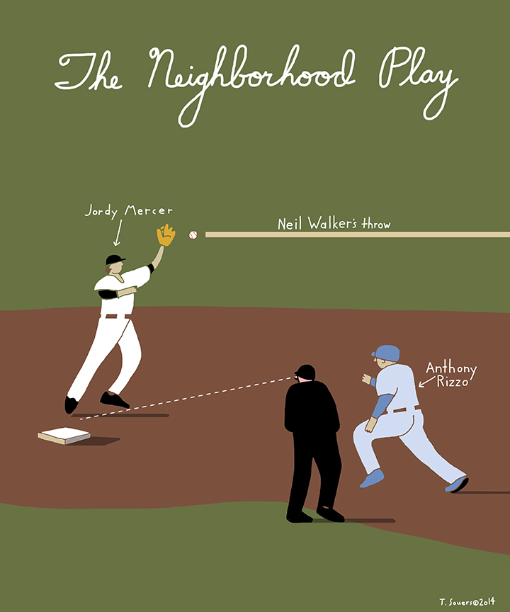 The neighborhood play