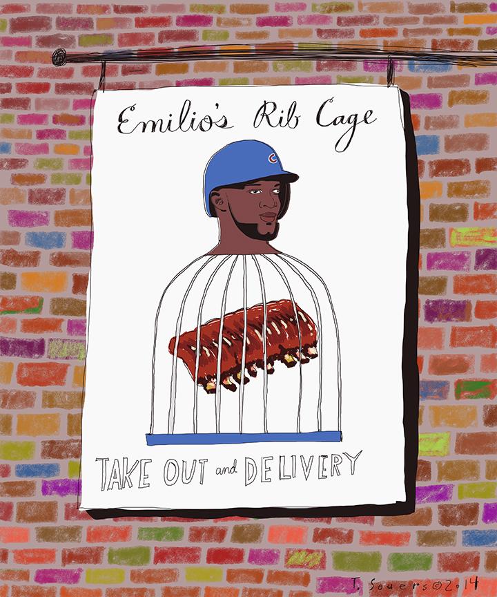 Emilio bonifacio rib cage