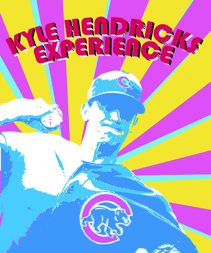 Kyle hendricks experience