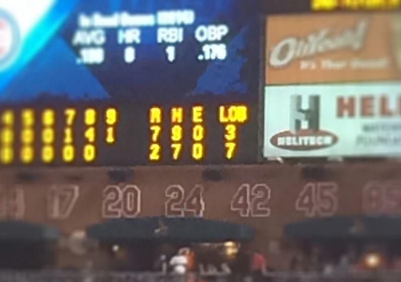 Cubs 7 cardinals 2 final scoreboard