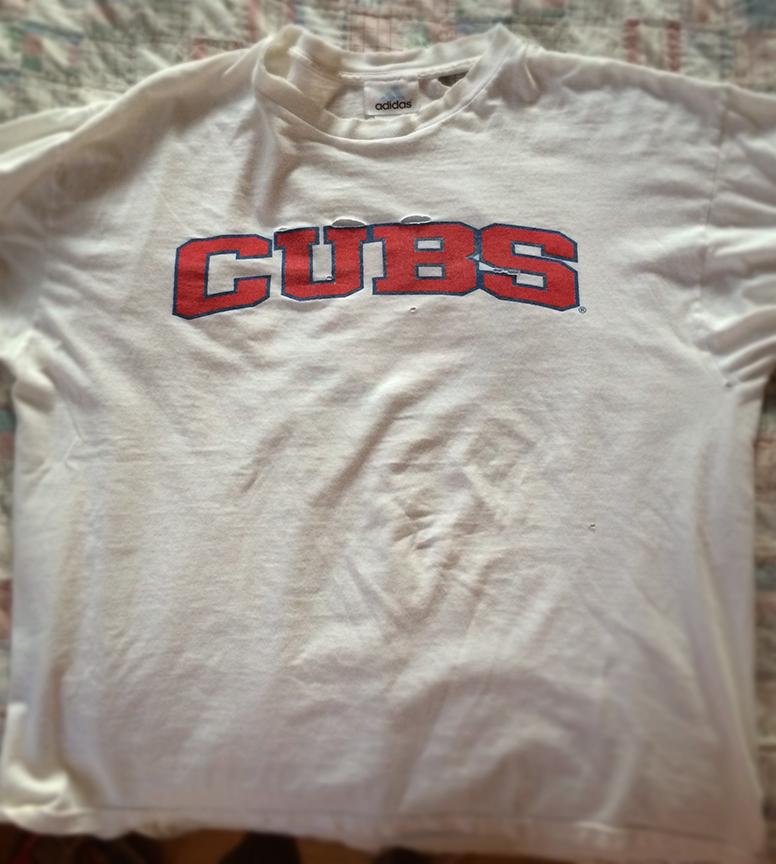 Cubs T-shirt2